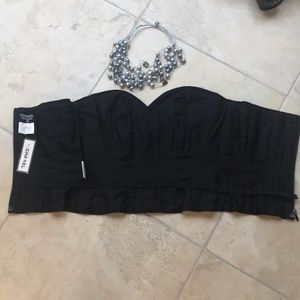 CHANEL Tops - NWT Auth CHANEL BUSTIER